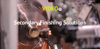 Secondary Finishing video - Sinteris